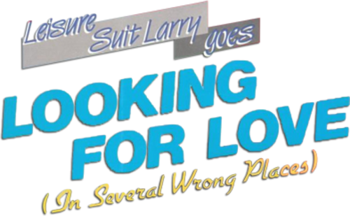 Leisure Suit Larry Goes Looking for Love Logo