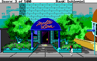 Leisure Suit Larry Goes Looking for Love - Molto Lira