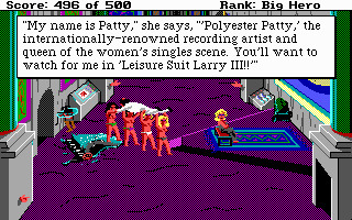 Leisure Suit Larry Goes Looking for Love - Patty