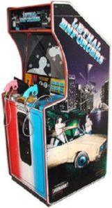 Lethal Enforcers Arcade Cabinet