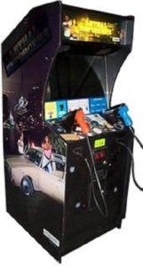 Lethal Enforcers Arcade Cabinet 2