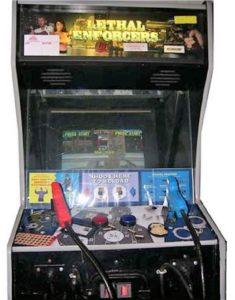 Lethal Enforcers Arcade Cabinet 4