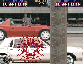 Lethal Enforcers Car Chase