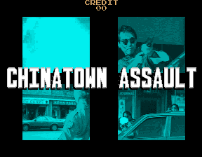 Lethal Enforcers Chinatown Assault