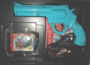 Lethal Enforcers Genesis Gun