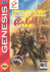 Lethal Enforcers II Gun Fighters Box