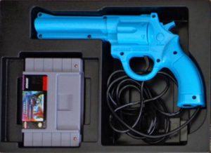 Lethal Enforcers Super Nintendo Gun