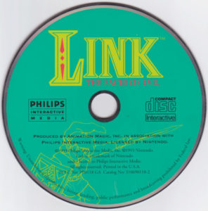 Link The Faces of Evil Disc
