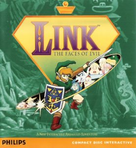 Link The Faces of Evil European Box