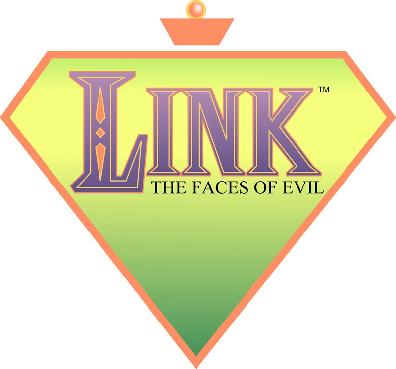 Link The Faces of Evil Logo