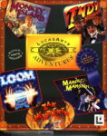 LucasArts Classic Adventures DOS Box