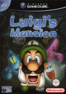 Luigi's Mansion European Box