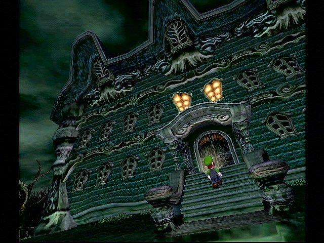 Luigi's Mansion - Intro