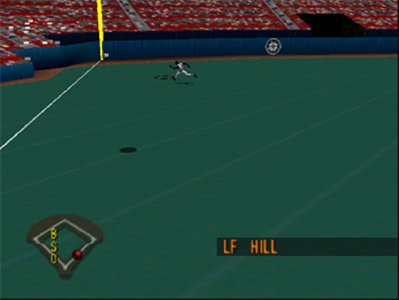 MLB Ken Griffey Jr Fielding