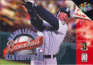 MLB featuring Ken Griffey Jr Box