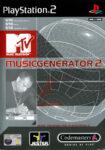 MTV Music Generator 2 PS2 Box