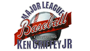 Major League Baseball Featuring Ken Griffey Jr. Logo