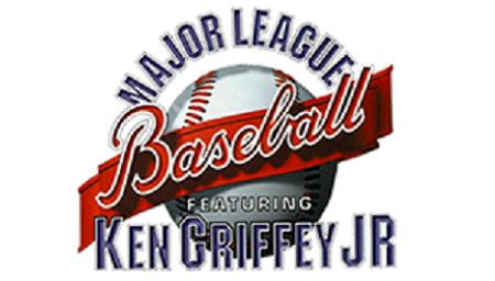 Major League Baseball Featuring Ken Griffey Jr. Logo