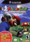 Mario Golf Toadstool Tour Box