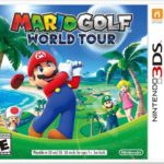 Mario Golf World Tour Box