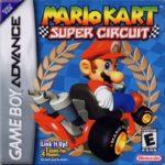 Mario Kart Super Circuit Box