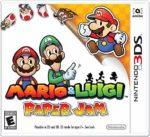 Mario & Luigi Paper Jam Box