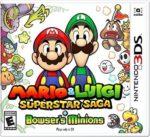 Mario & Luigi Superstar Saga + Bowser's Minions Box
