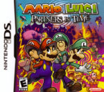 Mario & Luigi partners in Time Box