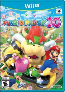 Mario Party 10 Box