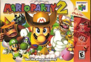 Mario Party 2 Box