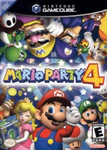 Mario Party 4 Box