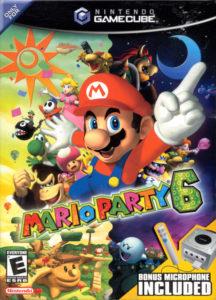 Mario Party 6 Box