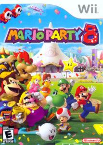 Mario Party 8 Box
