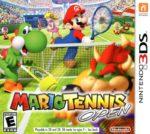 Mario Tennis Open Box