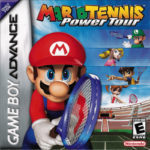 Mario Tennis Power Tour Box