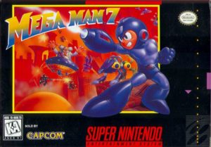 Mega Man 7 Box