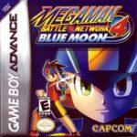 Mega Man Battle Network 4 - Blue Moon Box