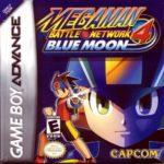 Mega Man Battle Network 4 - Blue Moon Box