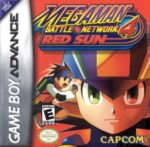 Mega Man Battle Network 4 - Red Sun Box