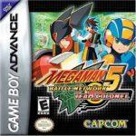 Mega Man Battle Network 5 - Team Colonel Box