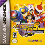 Mega Man Battle Network 5 - Team Protoman Box