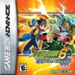 Mega Man Battle Network 6 Cybeast Gregar Box