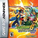 Mega Man Battle Network 6 Cybeast Gregar Box