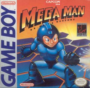 Mega Man Dr. Wily's Revenge Box