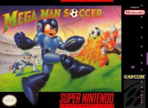 Mega Man Soccer Box