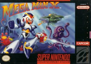 Mega Man X Box