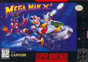 Mega Man X2 Box