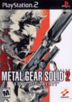 Metal Gear Solid 2 - Sons of Liberty Box