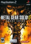 Metal Gear Solid 3 - Snake Eater Box