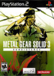 Metal Gear Solid 3 - Subsistence Box